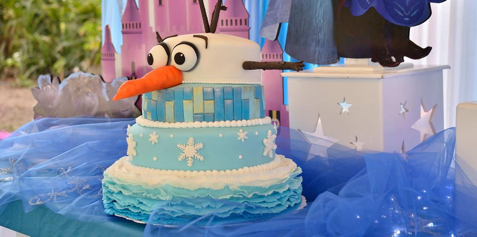 Torta de Frozen en Envigado, Dulcepastel.com