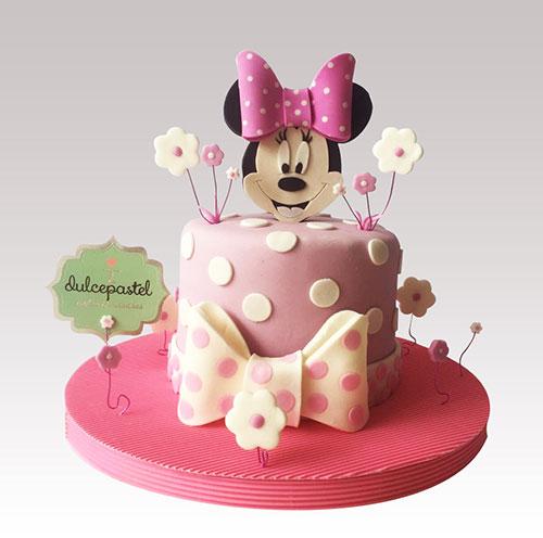 torta minnie envigado medellin dulcepastel