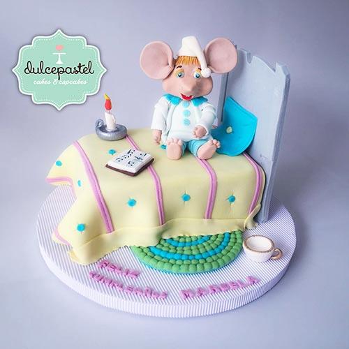 torta topo gigio envigado medellin dulcepastel
