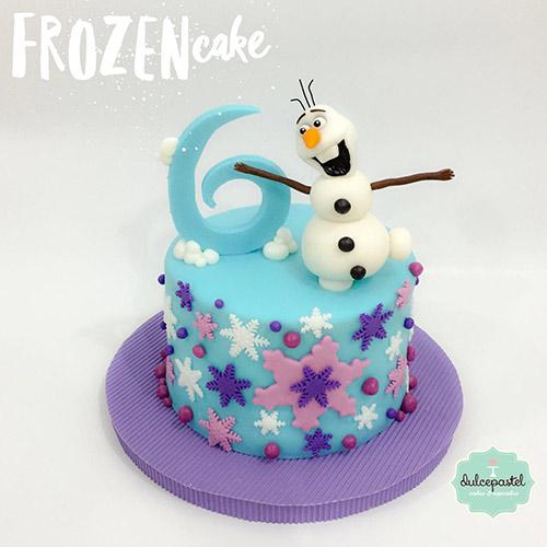 torta frozen medellin envigado dulcepastel