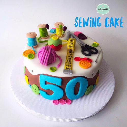 torta costurera envigado medellin dulcepastel