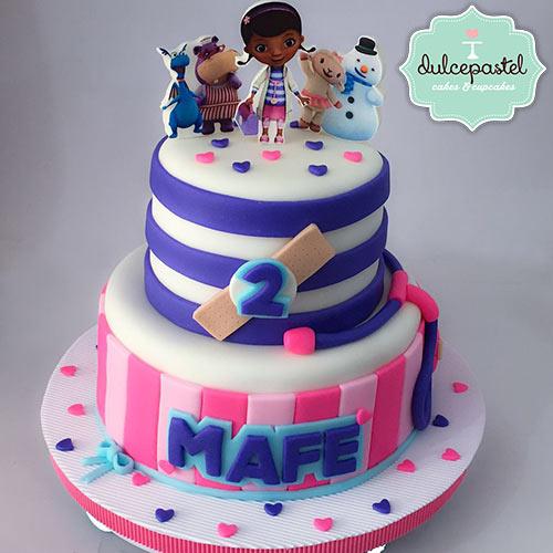 torta doctora juguetes medellin envigado dulcepastel