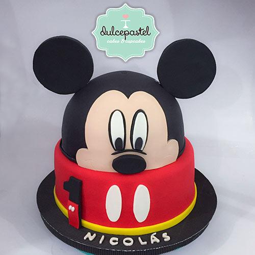 torta mickey medellin envigado dulcepastel