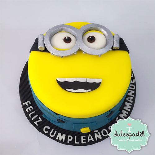 torta minion medellin envigado dulcepastel