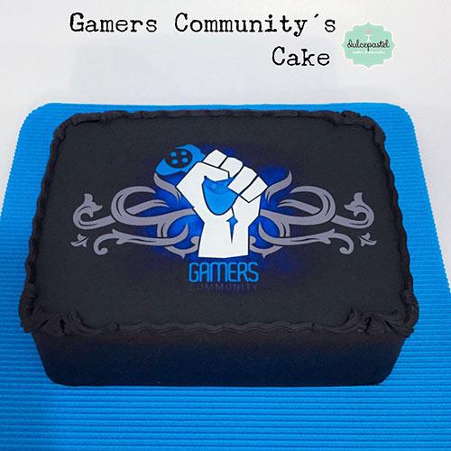 torta gamers medellin envigado dulcepastel
