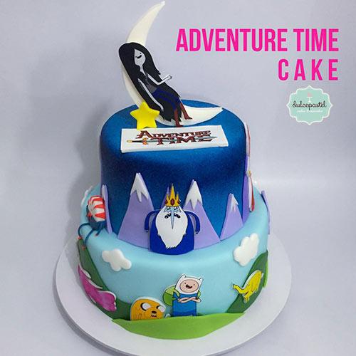 torta hora aventura medellin envigado dulcepastel