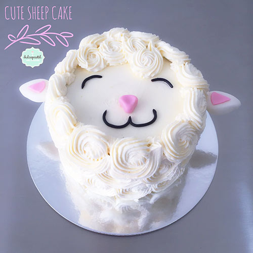 torta ovejita medelin envigado dulcepastel