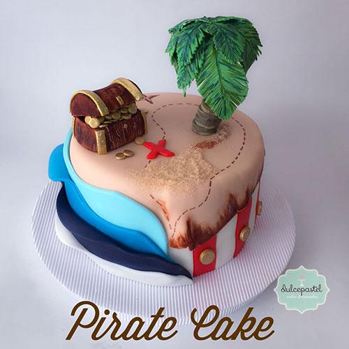 torta jake piratas medellin envigado dulcepastel