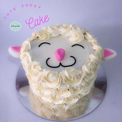 torta oveja medellin envigado dulcepastel