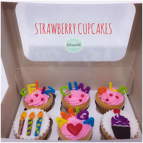 cupcakes cumpleaños envigado medellin dulcepastel