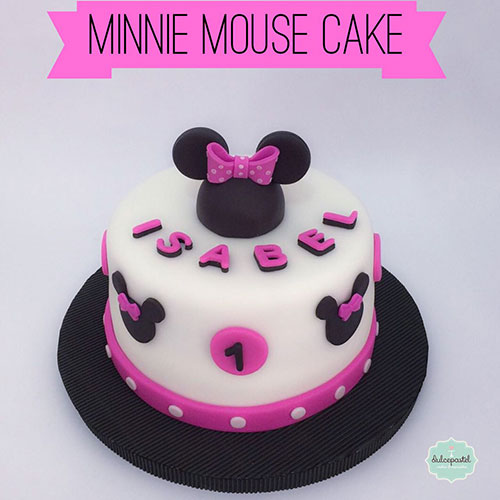 torta minnie mouse medellin envigado