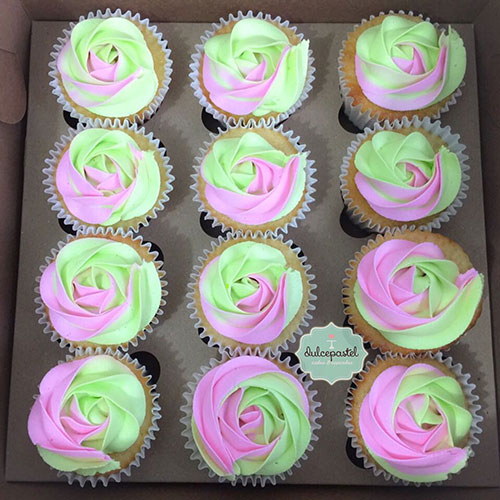 cupcakes medellin dulcepastel