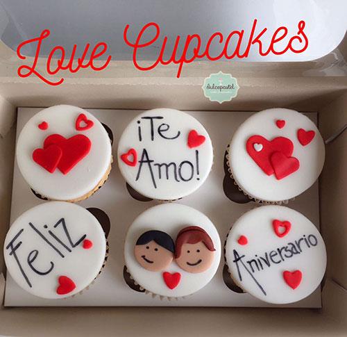 cupcakes aniversario medellin dulcepastel