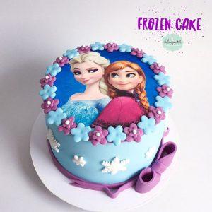 torta frozen colombia dulcepastel