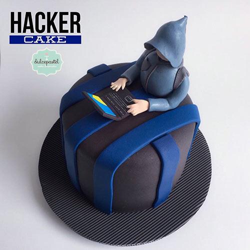 torta hacker medellin dulcepastel