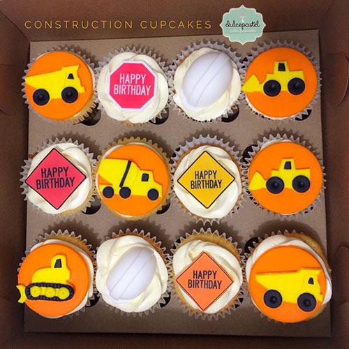 cupcakes construccion medellin dulcepastel