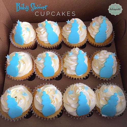 cupcakes baby shower envigado dulcepastel
