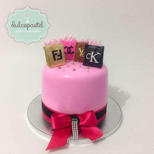 torta fashion medellin dulcepastel