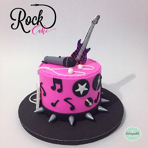torta rick niñas medellin dulcepastel