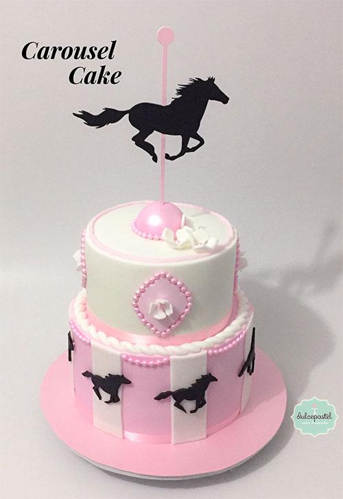 torta carrusel medellin dulcepastel