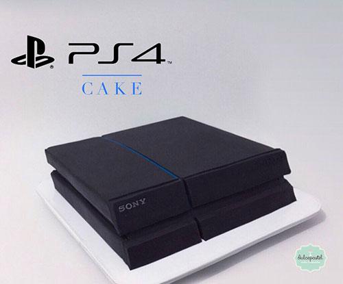 torta playstation medellin dulcepastel
