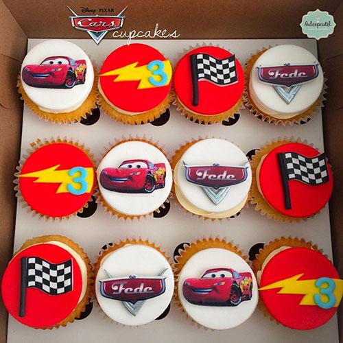 cupcakes cars medellin dulcepastel