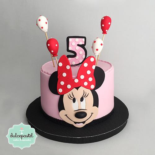 torta minnie mouse medellin