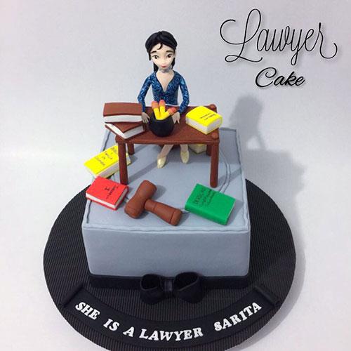 torta abogado medellin dulcepastel