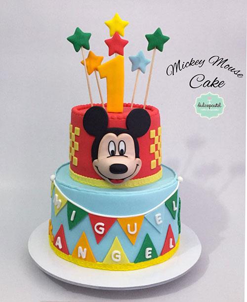 torta mickey mouse medellin