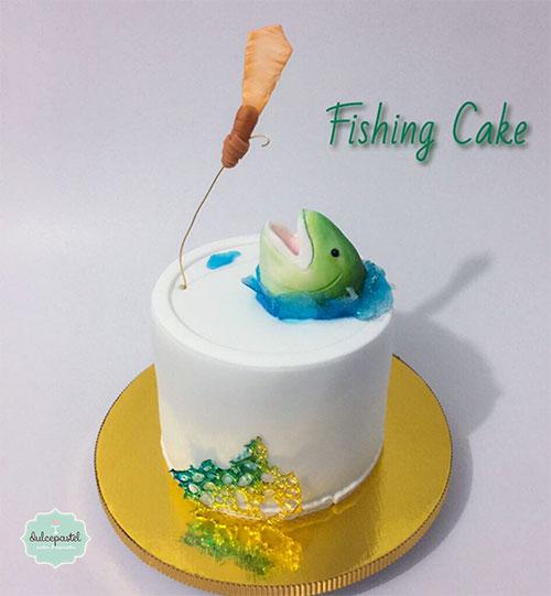 torta pesca medellin dulcepastel