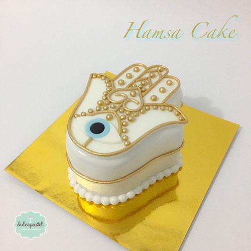 torta hamsa medellin dulcepastel