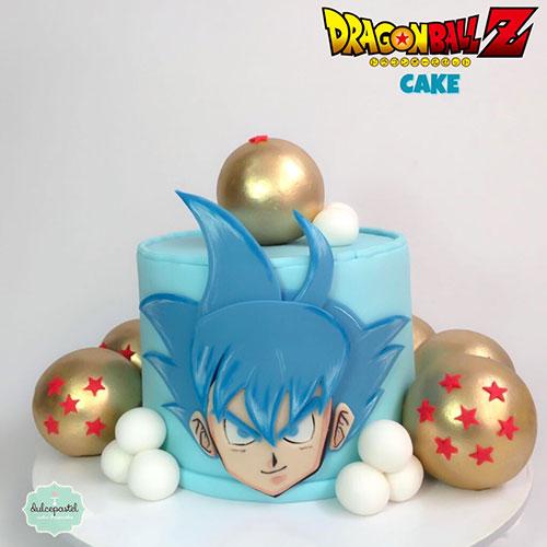 torta goku medellin dulcepastel
