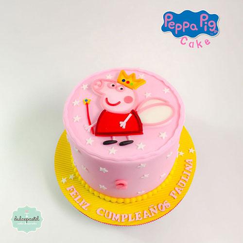 torta peppa medellin dulcepastel