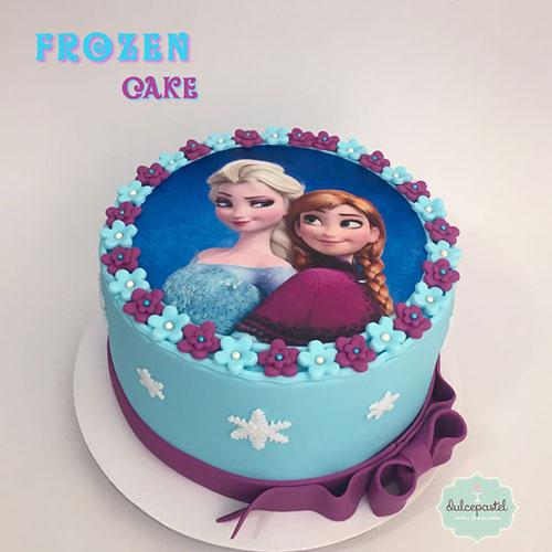 torta frozen medellin dulcepastel