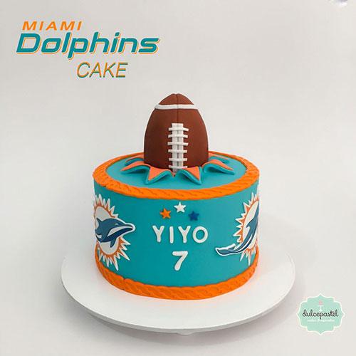 torta miami dolphins medellin