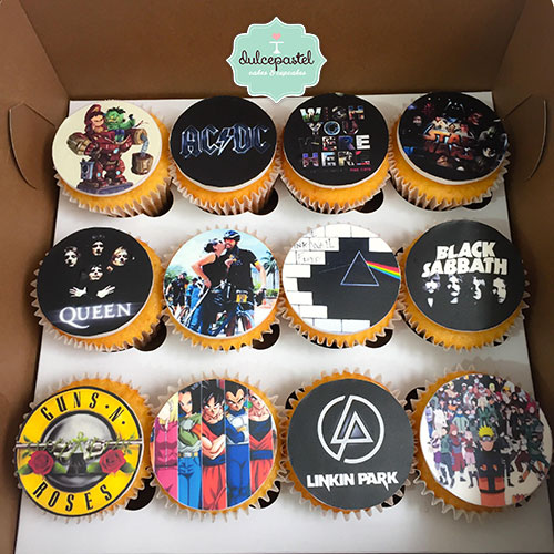 cupcakes rock medellin dulcepastel