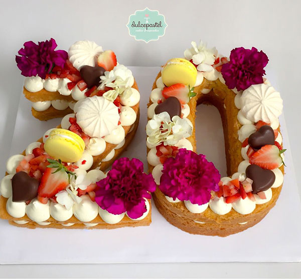 torta numero 20 medellin dulcepastel