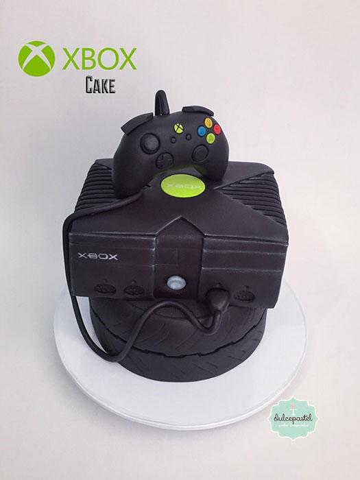 torta xbox medellin dulcepastel