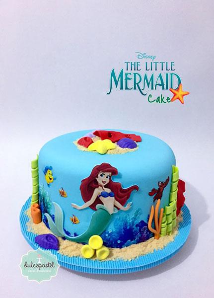 torta sirenita medellin dulcepastel