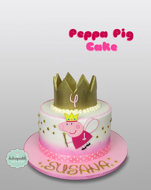 tutorial corona peppa pig medellin dulcepastel