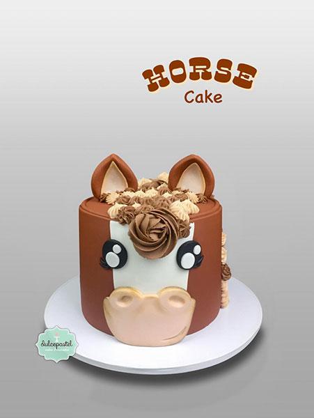 torta-caballo-medellin-dulcepastel