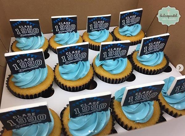 cupcakes graduación medellin dulcepastel