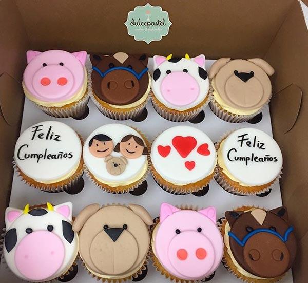 cupcakes granja medellin dulcepastel