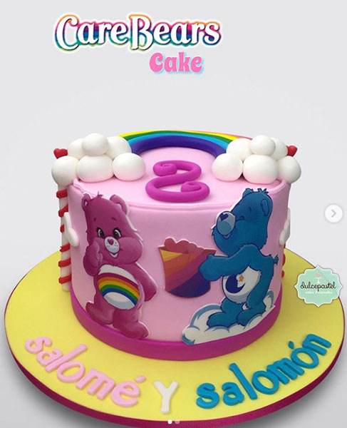 torta ositos cariñosos medellin dulcepastel