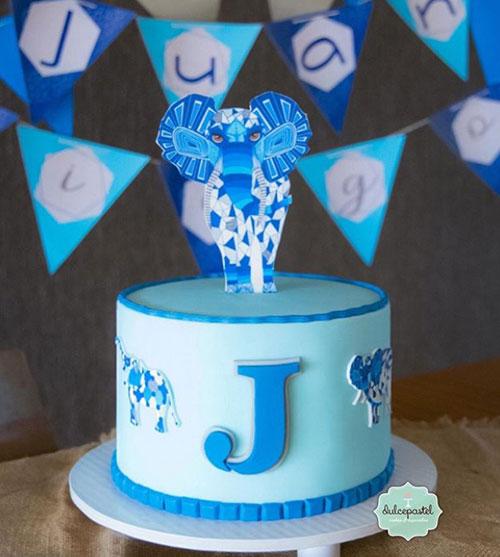 torta elefante geometrico medellin dulcepastel