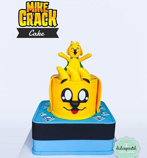torta mike crack medellin dulcepastel