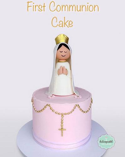 la mejor torta de primera comunion en medellin