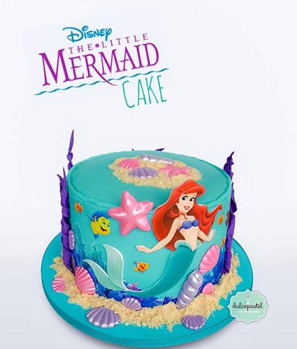 la mejor torta de sirenita en medellin
