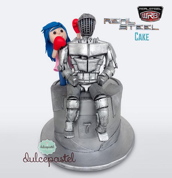torta robot medellin