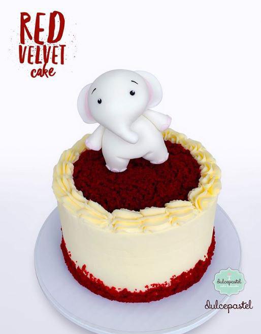 torta elefantito medellín dulcepastel